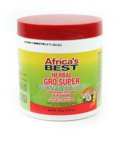 Africa's Best Herbal Gro Super - 5.25oz