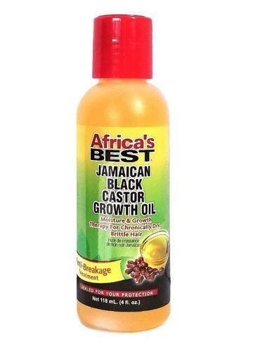 Africa's Best Jamaican Black Castor Growth Oil - 118ml
