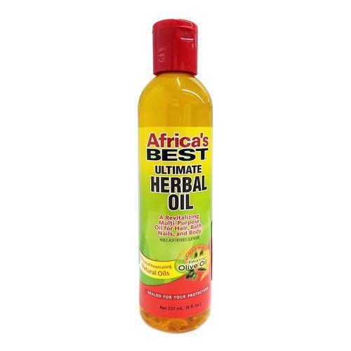 Africa's Best Ultimate Herbal Oil - 237ml