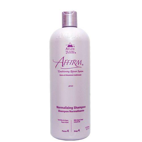 Keracare Avlon Affirm Normalizing Shampoo Step 4 - 32oz