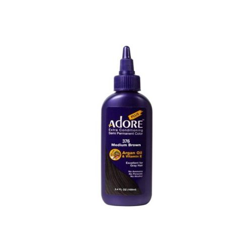 Adore Extra Conditioning Hair Colour - Medium Brown