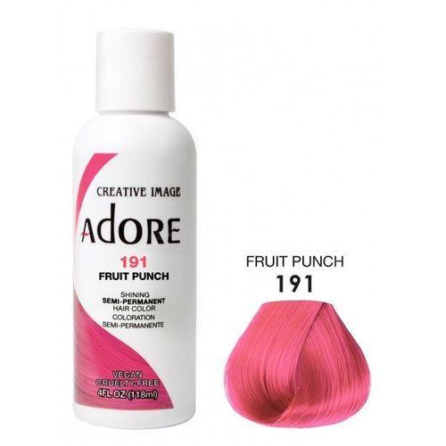 Adore Semi Permanent Hair Colour - Fruit Punch