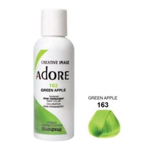 Adore Semi Permanent Hair Colour - Green Apple