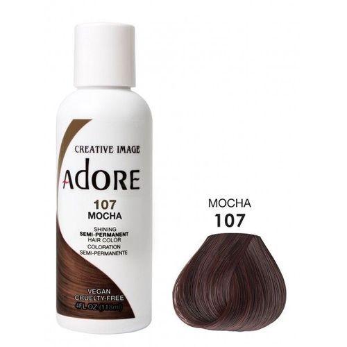Adore Semi Permanent Hair Colour - Mocha
