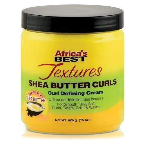Africa's Best Textures Shea Butter Curls Curl Defining Cream 425g