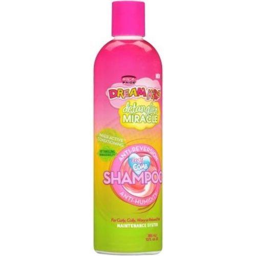 African Pride Dream Kids Detangler Miracle Anti Reversion Shampoo - 355ml