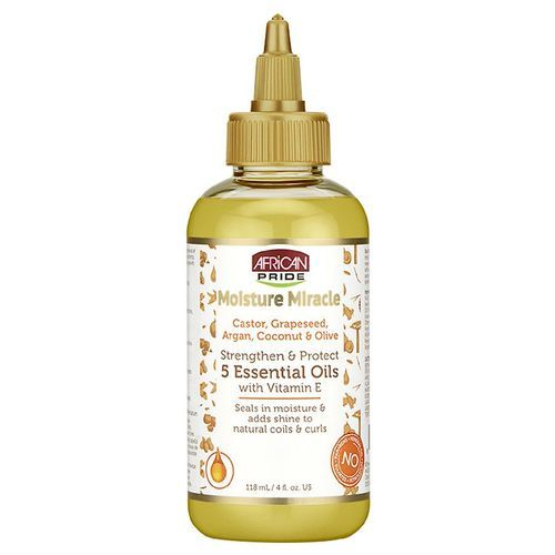 African Pride Moisture Miracle Strengthen & Protect 5 Essential Oils - 118ml