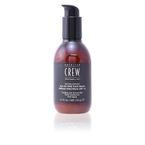 American Crew All In One Face Balm Spf 15 - 170ml