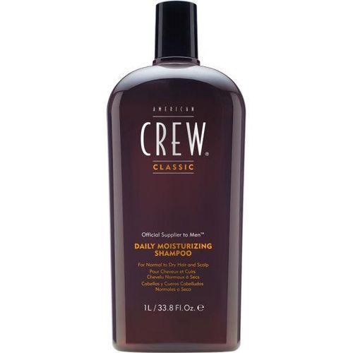 American Crew Daily Moisturising Shampoo - 1000ml