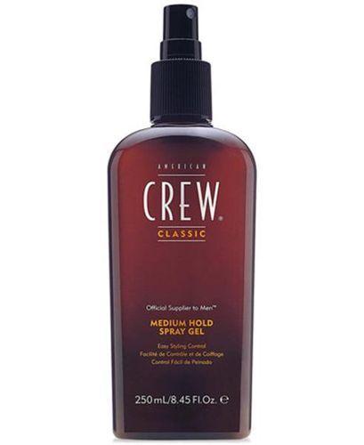 American Crew Medium Hold Spray Gel - 250ml
