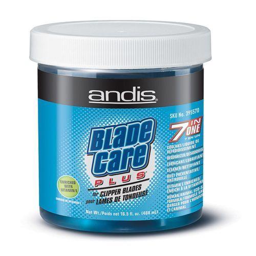 Andis Blade Care Plus 7 In 1 Dip Jar - 16oz