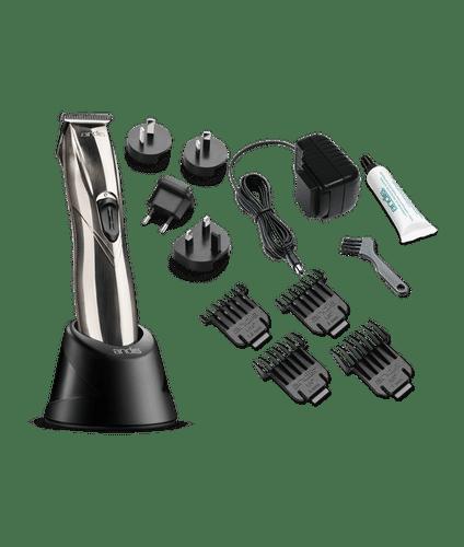 Andis Slimline Pro Li Cordless Trimmer - Silver