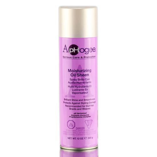 ApHogee Moisturising Oil Sheen Spray - 12oz