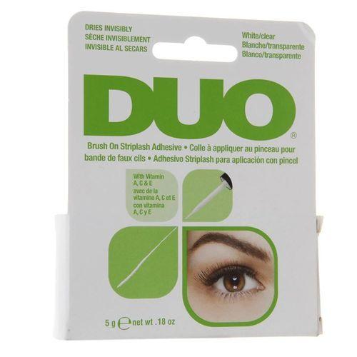 Ardell Duo Brush On Striplash Adhesive Clear 0.25oz