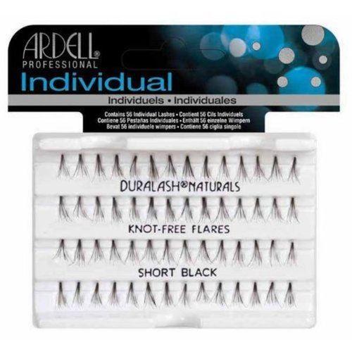 Ardell Individual Duralash Natural Knot-Free Short Black Flares