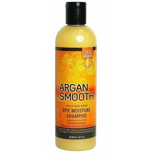 Argan Smooth Epic Moisture Shampoo - 12oz