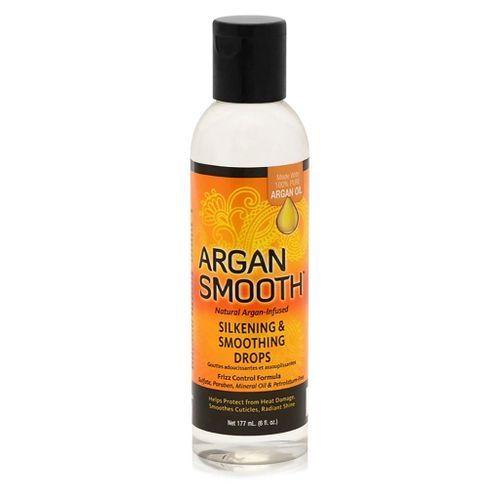 Argan Smooth Silkening & Smoothing Drops - 6oz