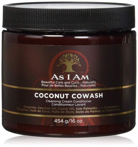 As I Am Coconut CoWash - 16oz