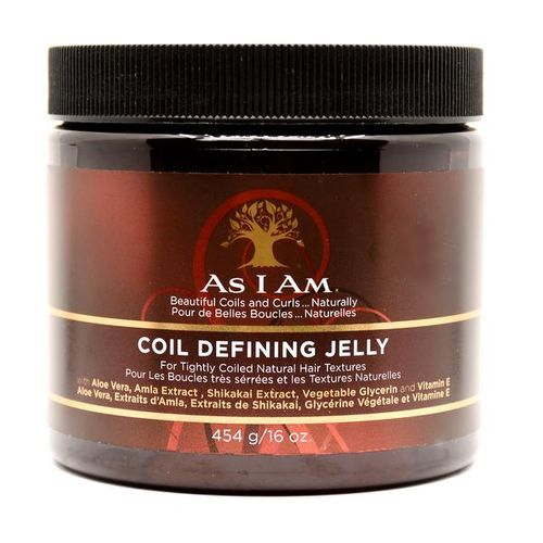 As I Am Coil Defining Jelly - 454g