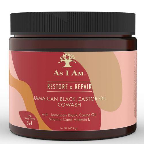 As I Am Jamaican Black Castor Oil Co-wash - 454g