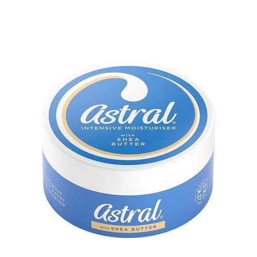 Astral Intensive Moisturiser With Shea Butter 200ml - 200ml