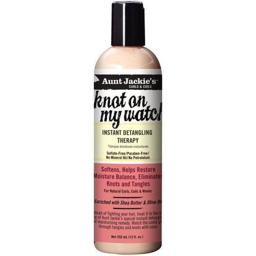 Aunt Jackie's Knot On My Watch Instant Detangling Therapy - 12oz