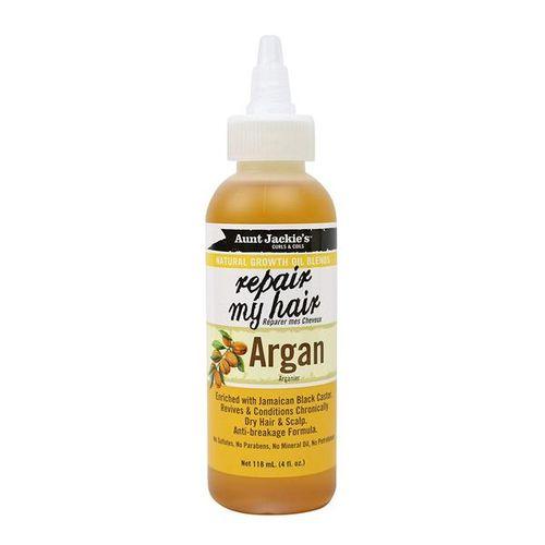Aunt Jackie's Repair My Hair – Argan Oil - 118ml