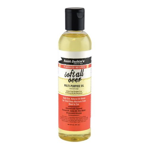 Aunt Jackie's Soft All Over Multi-purpose Oil Therapy - 237ml