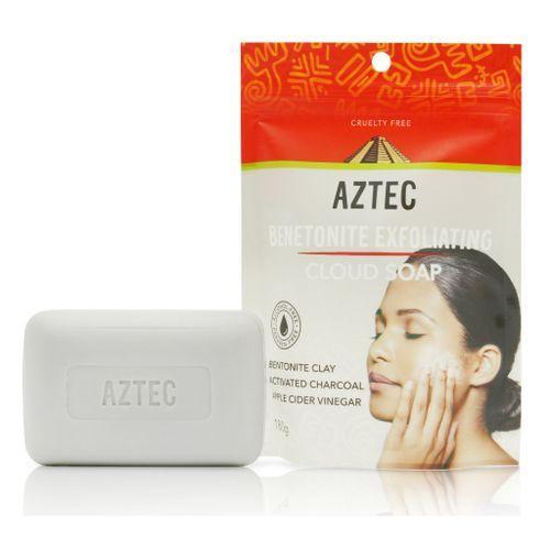 Aztec Bentonite Exfoliating Cloud Soap 180g