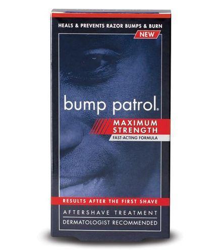 Bump Patrol Maximum Strength Aftershave - 2oz