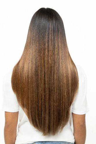 "Beauty Works Celebrity Choice ® Nano Bond - Golden Brown,20"""