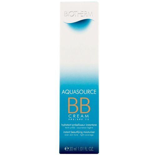 BIOTHERM Aquasource BB Cream Instant Beautifying Moisturizer SPF15 30ml