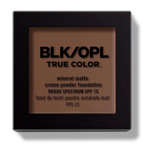 Black Opal True Color Mineral Matte Creme Powder Foundation Spf 15 - Au Chocolat