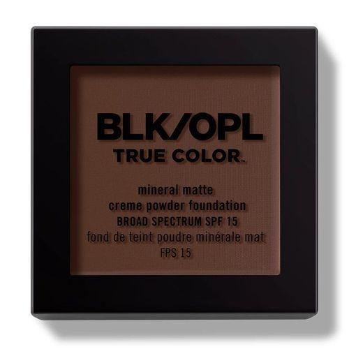 Black Opal True Color Mineral Matte Creme Powder Foundation Spf 15 - Carob