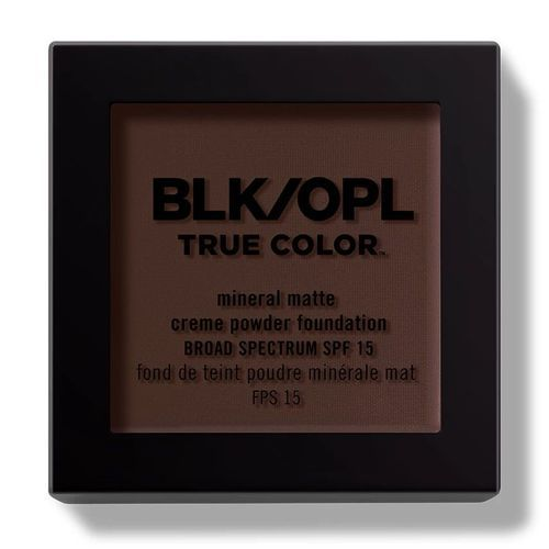 Black Opal True Color Mineral Matte Creme Powder Foundation Spf 15 - Ebony Brown