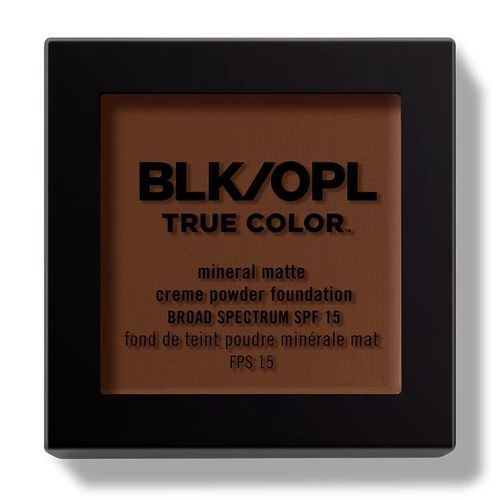 Black Opal True Color Mineral Matte Creme Powder Foundation Spf 15 - Hazelnut