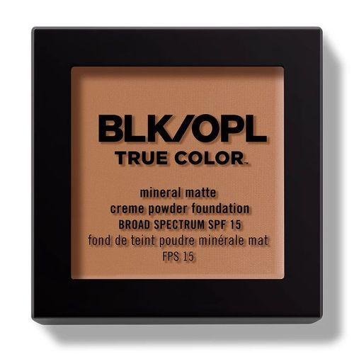 Black Opal True Color Mineral Matte Creme Powder Foundation Spf 15 - Truly Topaz