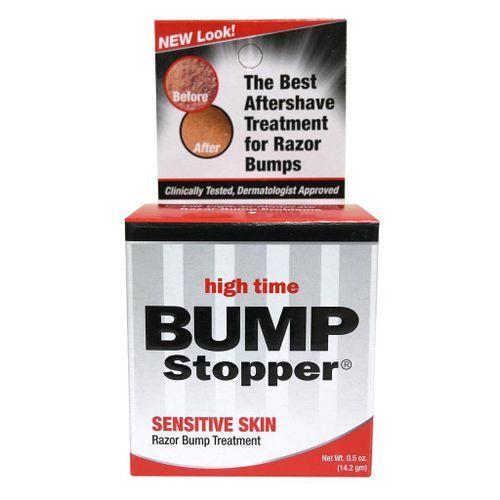 Bump Stopper Razor Bump Treatment - sensitive Skin Formula - 0.5oz