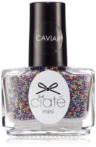 Ciaté Caviar Manicure Nail Topper 5ml - Gene Pool