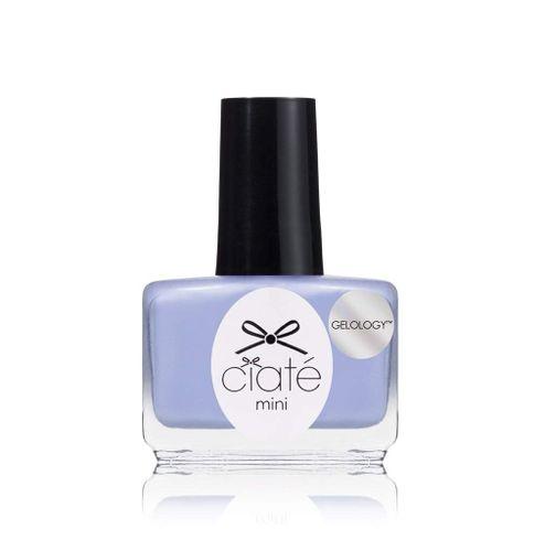 Ciaté Gelology Mini Nail Varnish Lacquer Polish 5ml - PPMG136 Ibiza Blues