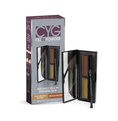 Cover Your Gray Fill In Powder Pro - 6.8g,Medium Brown/dark Blonde