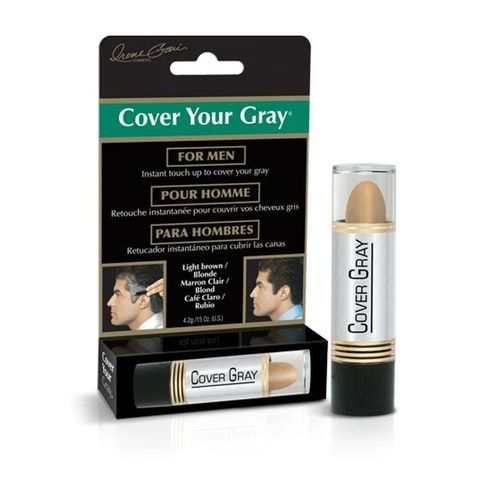 Cover Your Gray Men's Touch-up Stick - 4.2g,Light Brown/blonde