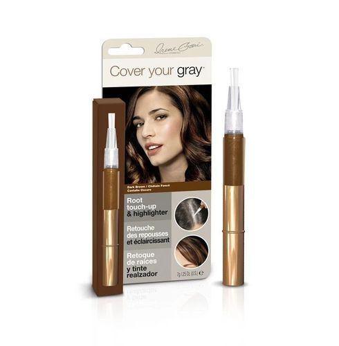 Cover Your Gray Root Touch-up & Highlighter - 7g,Dark Brown