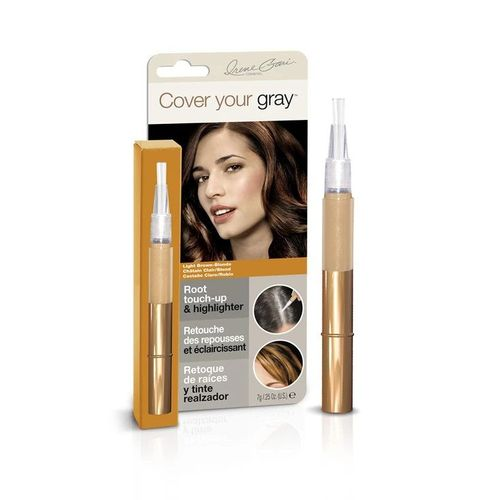Cover Your Gray Root Touch-up & Highlighter - 7g,Light Brown/blonde