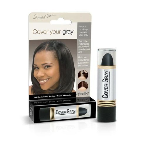 Cover Your Gray Touch Up Stick - 4.2g,Jet Black