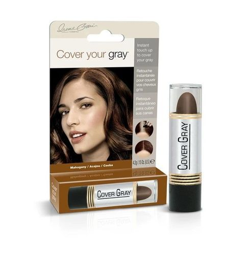 Cover Your Gray Touch Up Stick - 4.2g,Mahogany