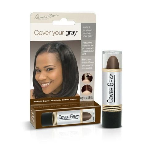 Cover Your Gray Touch Up Stick - 4.2g,Midnight Brown