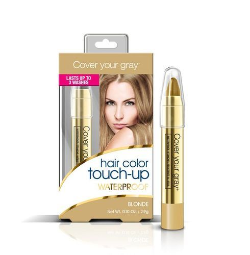 Cover Your Gray Waterproof Hair Color Touch Up Pencil - 2.9g,Light Brown/blonde