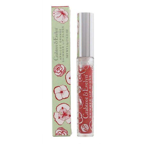 Crabtree & Evelyn Shimmer Lip Gloss - 3.2g Apricot Orange
