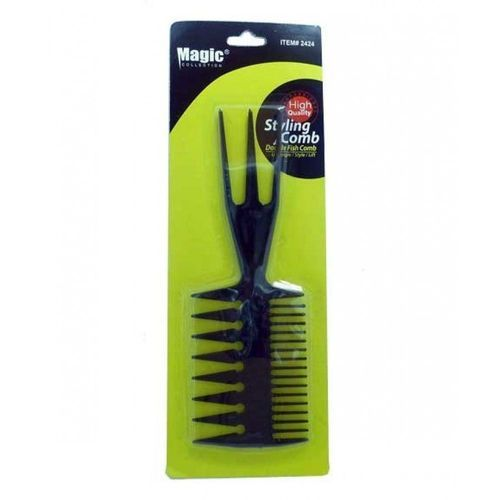 Magic Collection Double Fish Comb - 2424